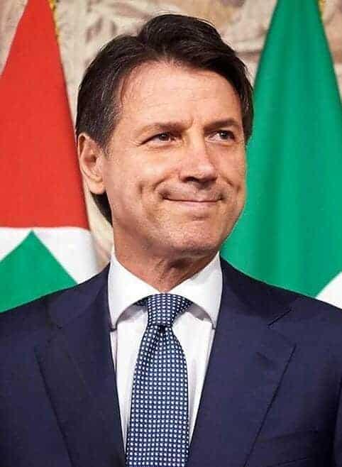 Giuseppe Conte Official