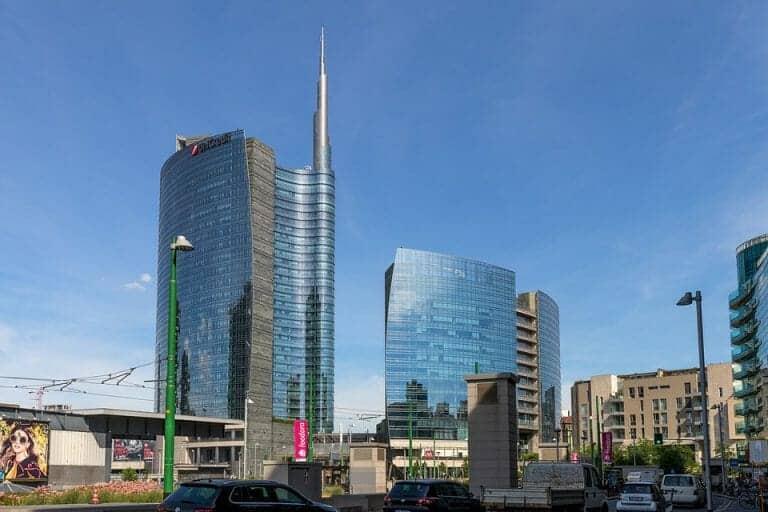 unicredit towers