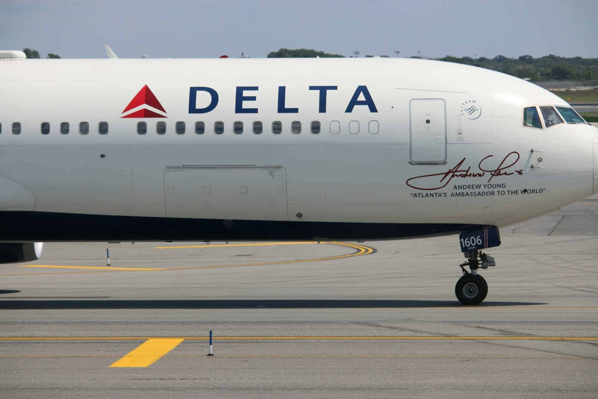 Delta Airlines Plane Nose 28Quintin Soloviev   QFS AVIATION29
