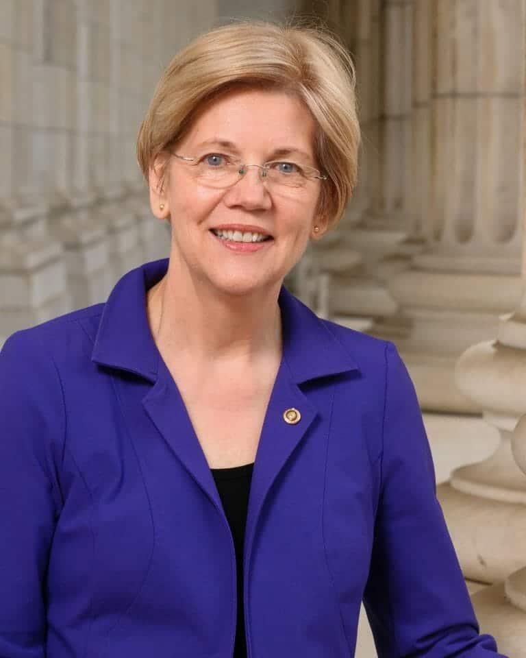 Elizabeth Warren2C official portrait2C 114th Congress
