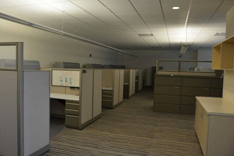 Empty Office Real Estate 282278928522529