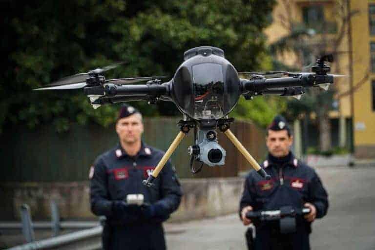 Covid Drone CC
