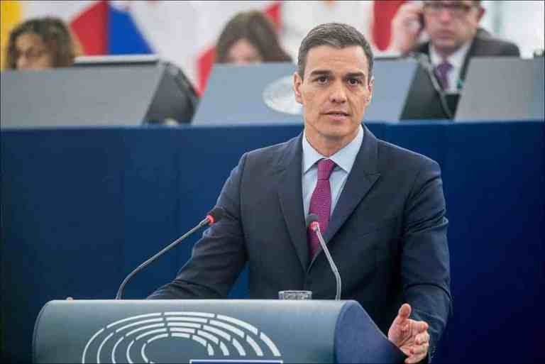 1280px Pedro Sánchez We must protect Europe so Europe can protect its citizens 45848802885 2 scaled