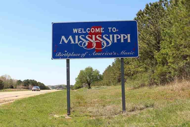 Mississippi on my mind