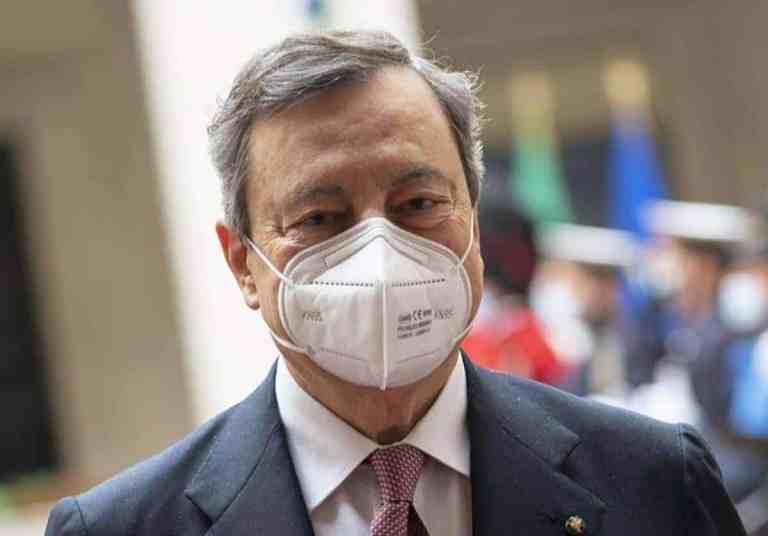 Draghi Premier