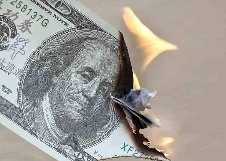 Dollaro Inflazione