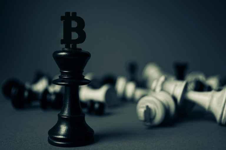 King Bitcoin